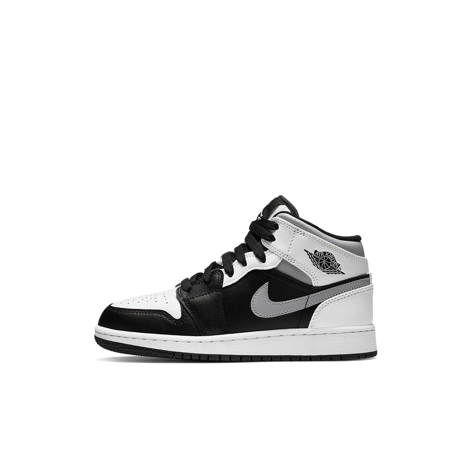 Air Jordan 1 Mid White Shadow - Nike | L'Original Namur - Sneakers ...