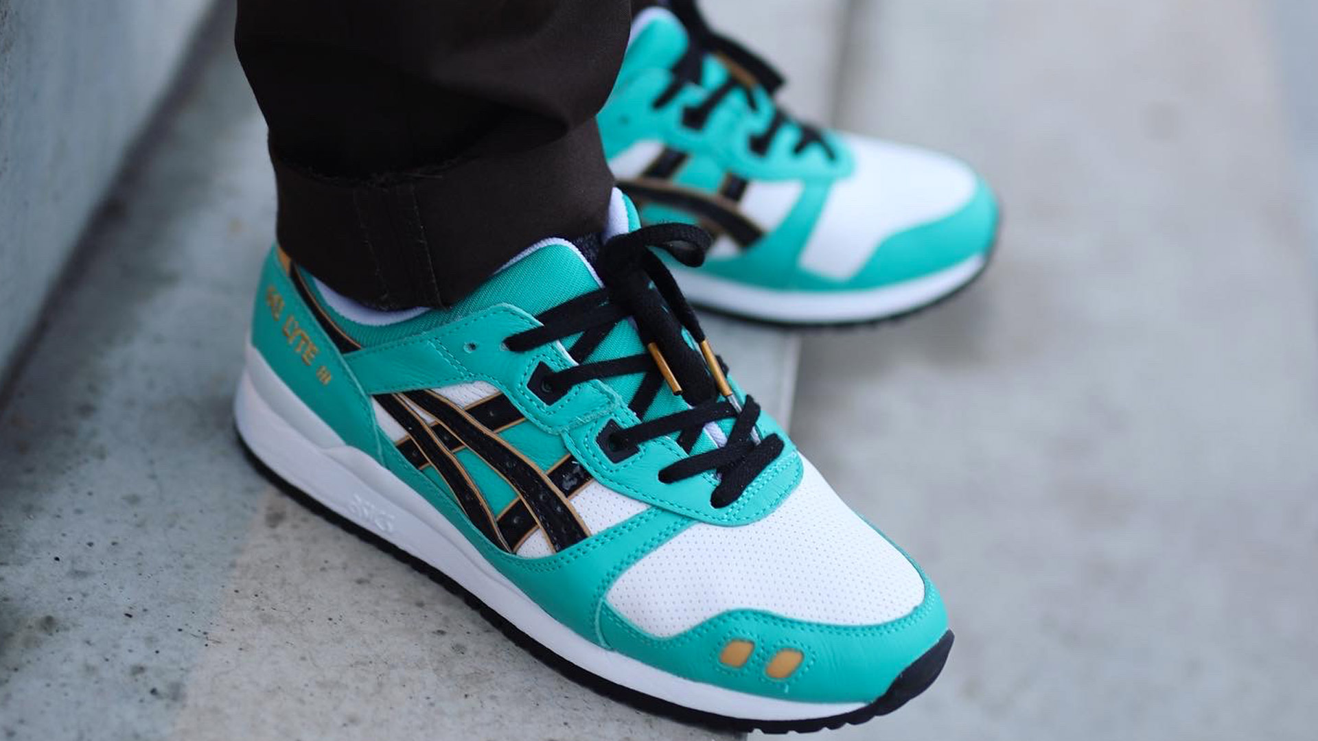 Asics Gel Lyte III Baltic Jewel