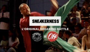 L'Original Breaking Battle – SNEAKERNESS 2021