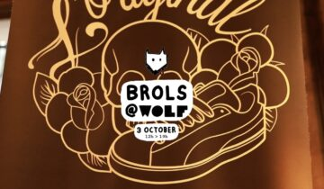 Ruff Cycles x LOriginal at WOLF in Brussels